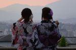 Дарья Тихонова, Анастасия Зюркалова, Анастасия Сидоркина и Виктория Митрофанова рассказывают о своей поездке в Японию
