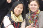 Елена Лян: поездка в Токио по программе центра японо-российских молодежных обменов