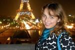 Ольга Павленко рассказывает о своей поездке в Париж