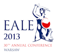 30th Annual Conference of the European Association of Law and Economics, EALE Warsaw 2013
