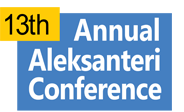 Russia and the World - 13th Annual Aleksanteri Conference in Helsinki, October 23-25, 2013