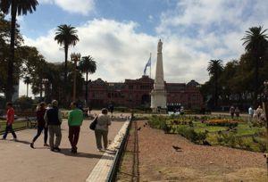 Аргентина, центр города