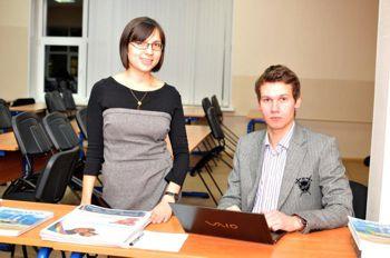 Марина Клинцова и Николай Овчинников